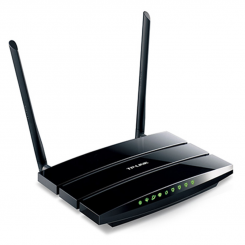 TP-LINK TD-W8970 N300 Wireless Gigabit ADSL2+ Modem Router