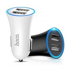 Hoco UC204 Car Dual Charger