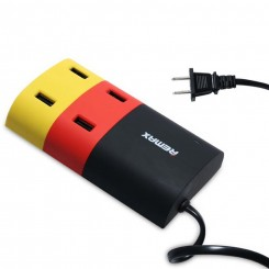 Remax 4 Port USB Hub Charger