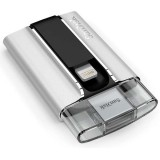 SanDisk iXpand USB and Lightning Flash Drive - 64GB