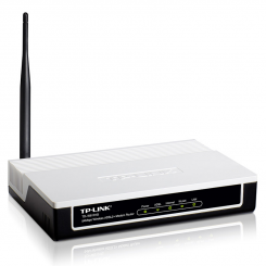 TP-LINK TD-W8101G 54Mbps Wireless ADSL2+ Modem Router