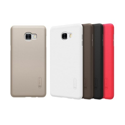 Samsung Galaxy C7 Nillkin Super Frosted Shield cover