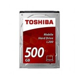 Toshiba L200 HDWJ105EZSTA Internal Hard Drive - 500GB