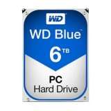Western Digital Blue Desktop WD60EZRZ Internal Hard Drive - 6TB