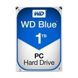 Western Digital Blue Desktop WD10EZEX Internal Hard Drive - 1TB