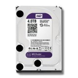 Western Digital Purple Surveillance WD40PURX Internal Hard Drive - 4TB