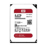 Western Digital Red NAS WD80EFZX Internal Hard Drive - 8TB