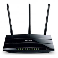 TP-LINK TD-W8980 N600 Wireless Dual Band Gigabit ADSL2+ Modem Router