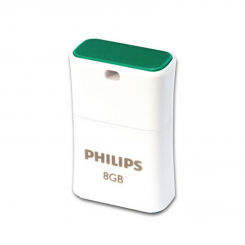 Philips Pico Edition USB 2.0 Flash Drive - 8GB