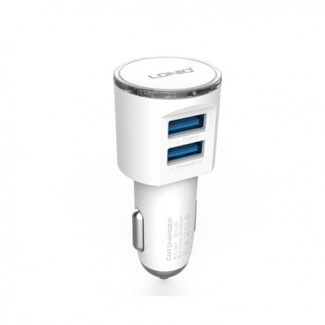 Car Charger With Micro USB Cable