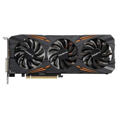 کارت گرافیک گیگابایت مدل GV-N1080G1-8GD GAMING | GIGABYTE GeForce® GTX 1080 G1 GAMING 8GB GDDR5X 256-Bit Graphics Card [GV-N1080G1-8GD GAMING]