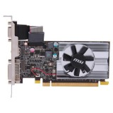 MSI Radeon™ HD 6450 1GB DDR3 64-Bit Graphics Card R6450-MD1GD3/LP