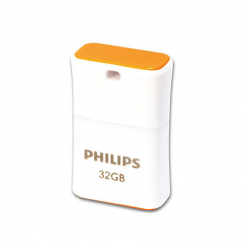 Philips Pico Edition USB 2.0 Flash Drive - 32GB