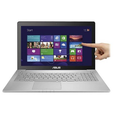 ASUS N550JK With Leap Motion