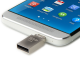 Silicon Power Mobile X10 OTG USB 2.0 Flash Drive - 32GB
