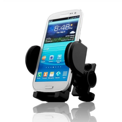 NAZTECH N2200 Universal Bike Mount Phone Holder
