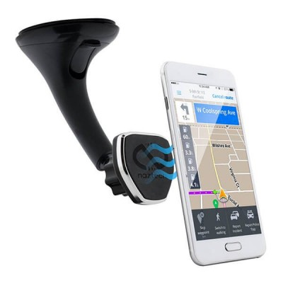 NAZTECH MagBuddy Windshield Magnetic Car Mount