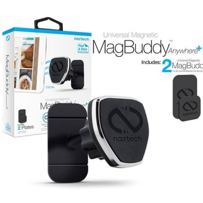 NAZTECH MagBuddy Anywhere+ Magnetic Car Mount