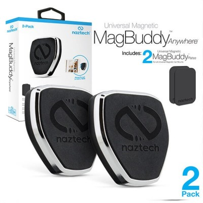 NAZTECH MagBuddy Anywhere Magnetic Car Mount