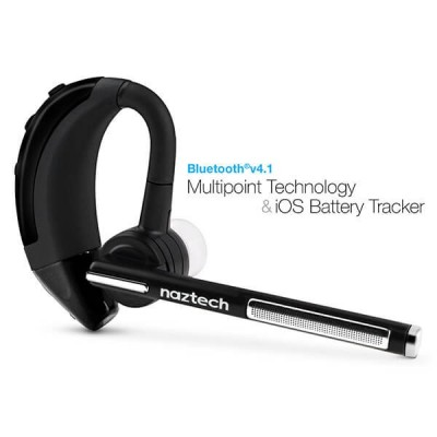 NAZTECH N750 Emerge Universal Wireless Bluetooth Headset