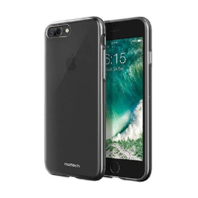 NAZTECH iPhone 7 Plus Clear Jelly Case