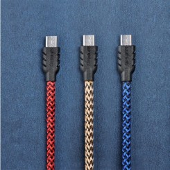 Remax Nylon Data Cable For Micro USB