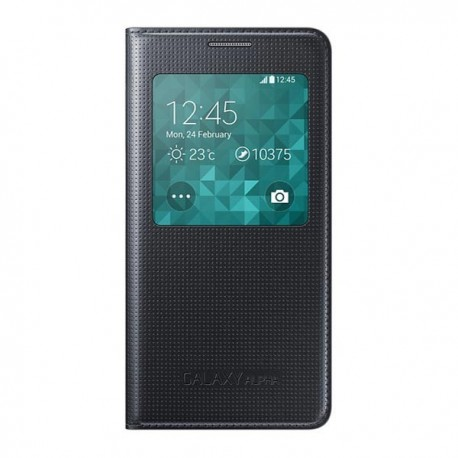 Samsung Galaxy Alpha S View Cover