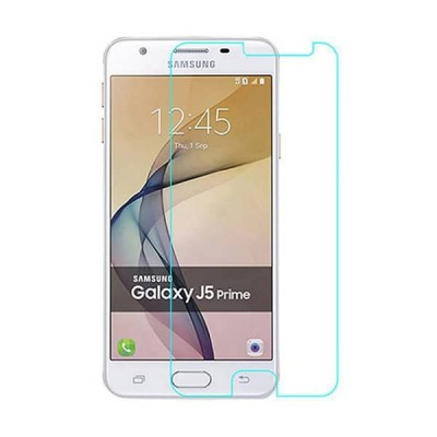 محافظ صفحه نمایش شیشه ای / گلس Glass Screen Protector For Samsung Galaxy J5 Prime / G570F