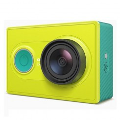 Xiaomi XYACWW Yi Action Camera with Wi-Fi, White
