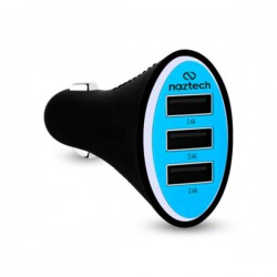 شارژر فندکی نزتک NAZTECH Turbo T3 Micro USB Car Charger