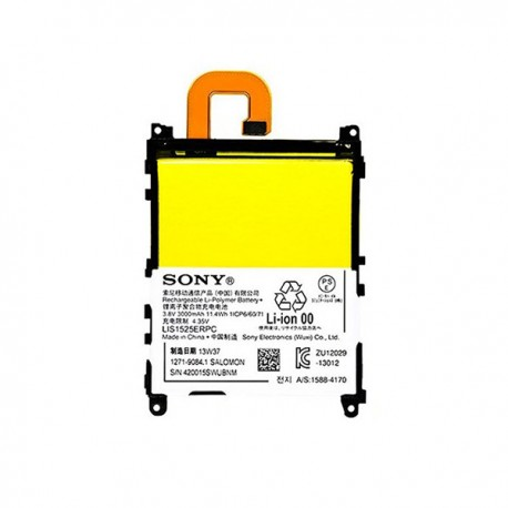 Sony Xperia Z1 Compact Mobile Battery / LIS1529ERPC
