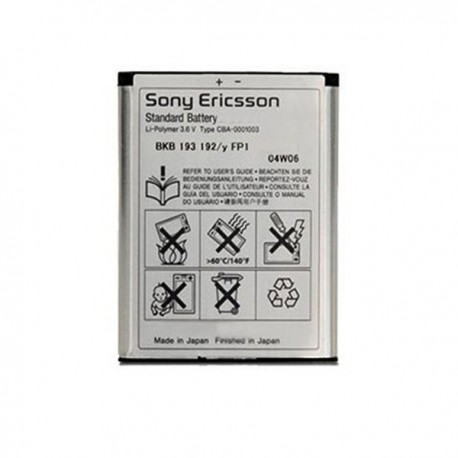 Sony Ericsson W205 Mobile Battery / BST-33