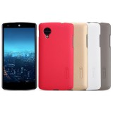 LG Nexus 5 Nillkin Super Frosted Shield cover