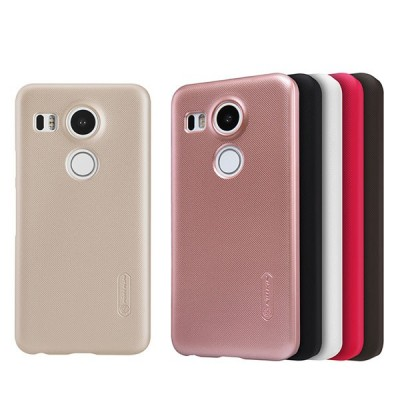 LG Nexus 5X Nillkin Super Frosted Shield cover