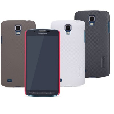 Samsung S4 Nillkin Super Frosted Shield cover