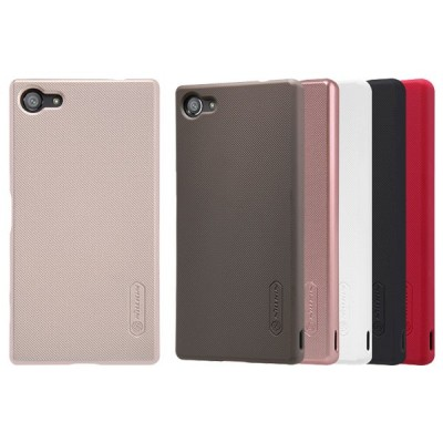 Sony Z1 Compact Nillkin Super Frosted Shield cover