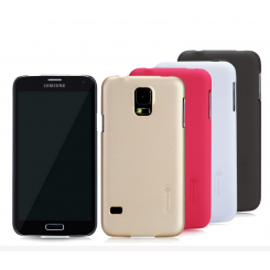 Samsung Galaxy S5 Nillkin Super Frosted Shield cover