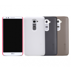 LG G2 Nillkin Super Frosted Shield cover