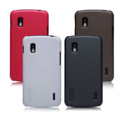 LG Nexus 4 Nillkin Super Frosted Shield cover