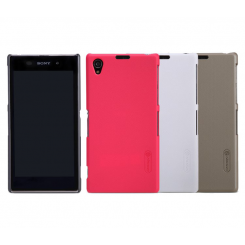 Sony Xperia Z1 Nillkin Super Frosted Shield cover
