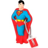 EMTEC SuperHero SUPERMAN USB 2.0 Flash Drive - 16GB