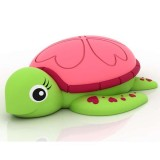 EMTEC Turtle Lady USB 2.0 Flash Drive - 16GB