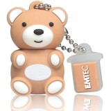 EMTEC Teddy USB 2.0 Flash Drive - 16GB