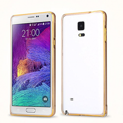 Aluminum Bumper Galaxy note 4