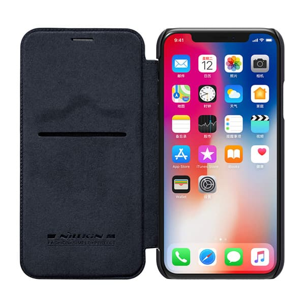 Apple iphone XS Max Nillkin Qin Case