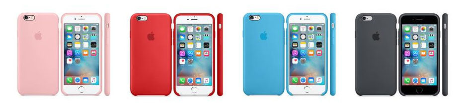 Apple iPhone 6 Silicone Case